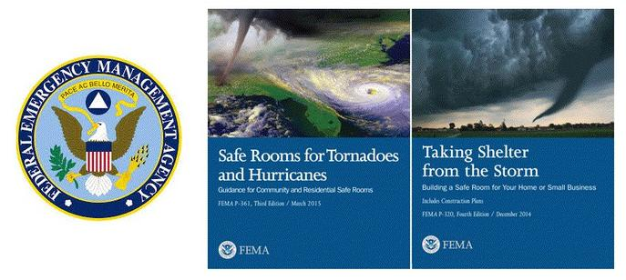 FEMA Guidelines Publication 320 and Publication 361